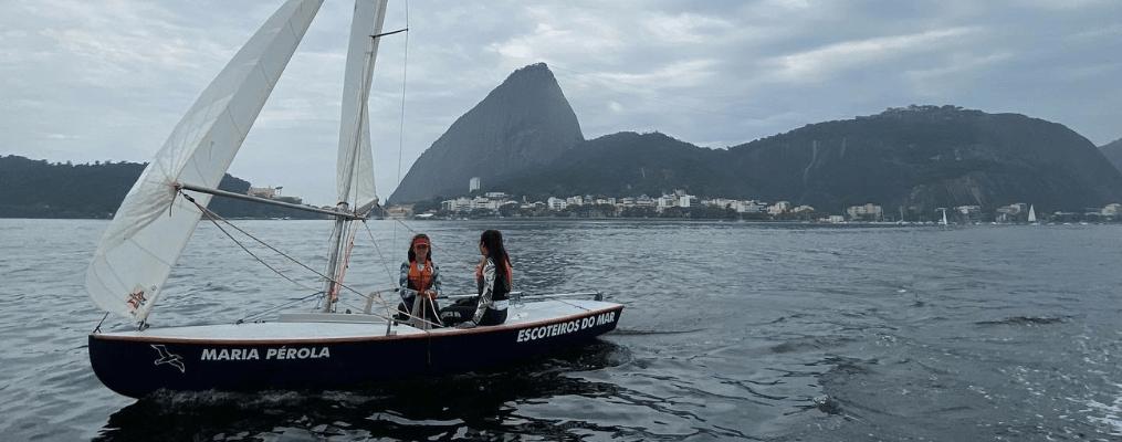 Escoteiros do Brasil participam das Olimpíadas de Tokyo e de Campeonato Mundial de Vela